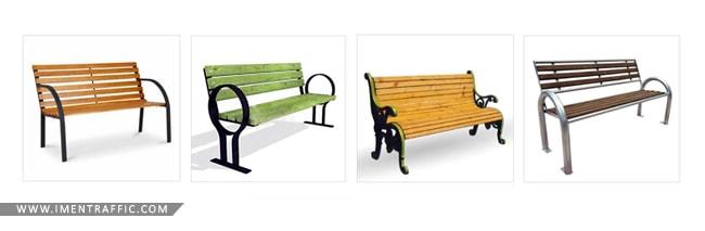دليل شراء المقعد الحضرية والحدائق وقائمة المنتجات